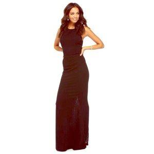 Black Formal Dress Size XS